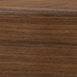 Плинтус Magestik Орех Американский Селект 1500/1800/2100 x 80 x 18 мм