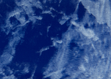 """Плинтус для столешницы """"Thermoplast"""" AP 120 Синий мрамор 144"""