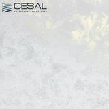 Потолочная кассета Cesal 511 Белый мрамор (300х300 мм)