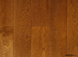 Массивная доска Magestik Дуб Коньяк (300-1500) х 125 х 18 мм