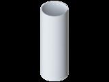 Труба водосточная 4 м ПВХ Альта-Профиль