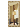 """Зеркало с фацетом в багетной раме """"Барокко золото"""" 106 мм"""
