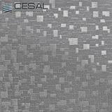 Потолочная кассета Cesal В32 Мозаика металлик (300х300 мм)