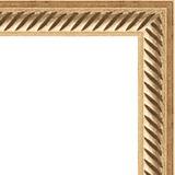 """Зеркало в багетной раме """"Витое золото"""""""