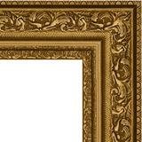 """Зеркало в багетной раме """"Виньетка состаренное золото"""""""