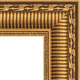 """Зеркало в багетной раме """"Золотой акведук"""""""