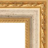 """Зеркало в багетной раме """"Версаль кракелюр"""""""