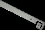 """Соединительная алюминиевая планка """"Т"""" 38 мм"""