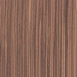 Фасадное полотно Duropal 5693 HG Zebrano (глянец)
