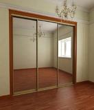 Дверь-купе (зеркальная) для ниш и встроенных шкафов