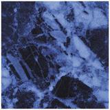 "Столешница ""Кедр"" 3 группа 0907\1 Синий мрамор (глянец)"